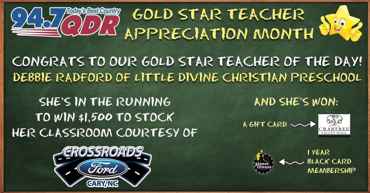 Gold Star Aug 2