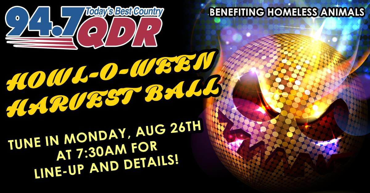 Howl-O-Ween Harvest Ball: Coming Soon!