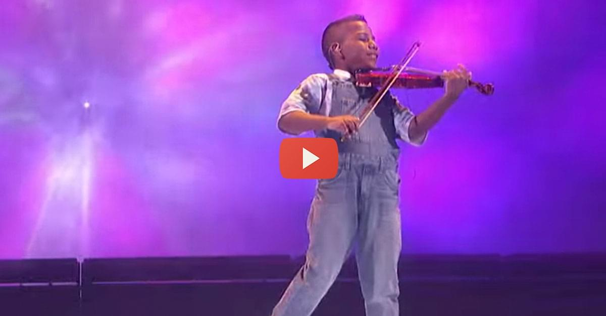 Raleigh's Tyler Butler-Figueroa Makes It To Semifinals on AGT