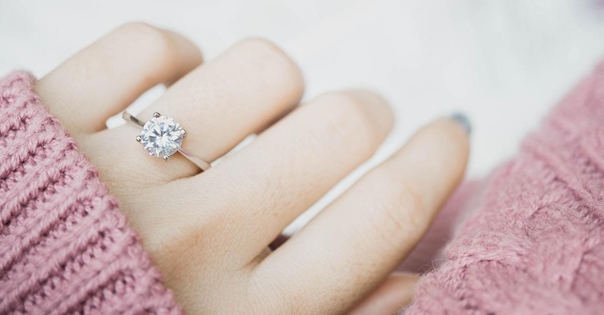 Woman Dreams She Swallowed Her Engagement Ring, She Actually Did