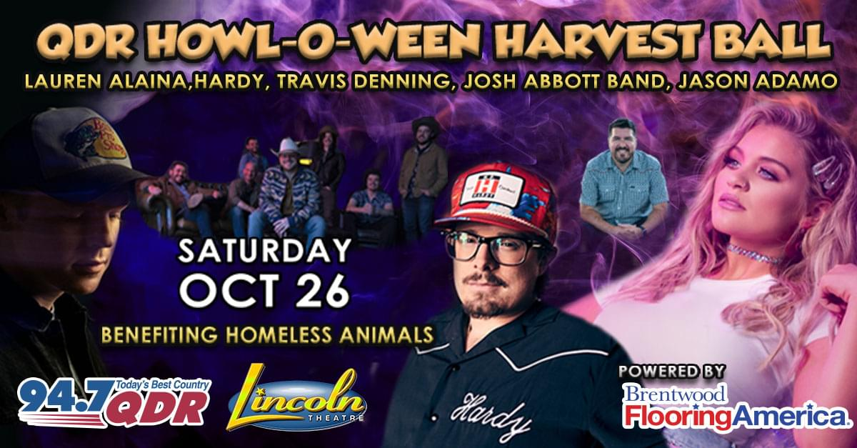 18th Annual Howl-O-Ween Harvest Ball