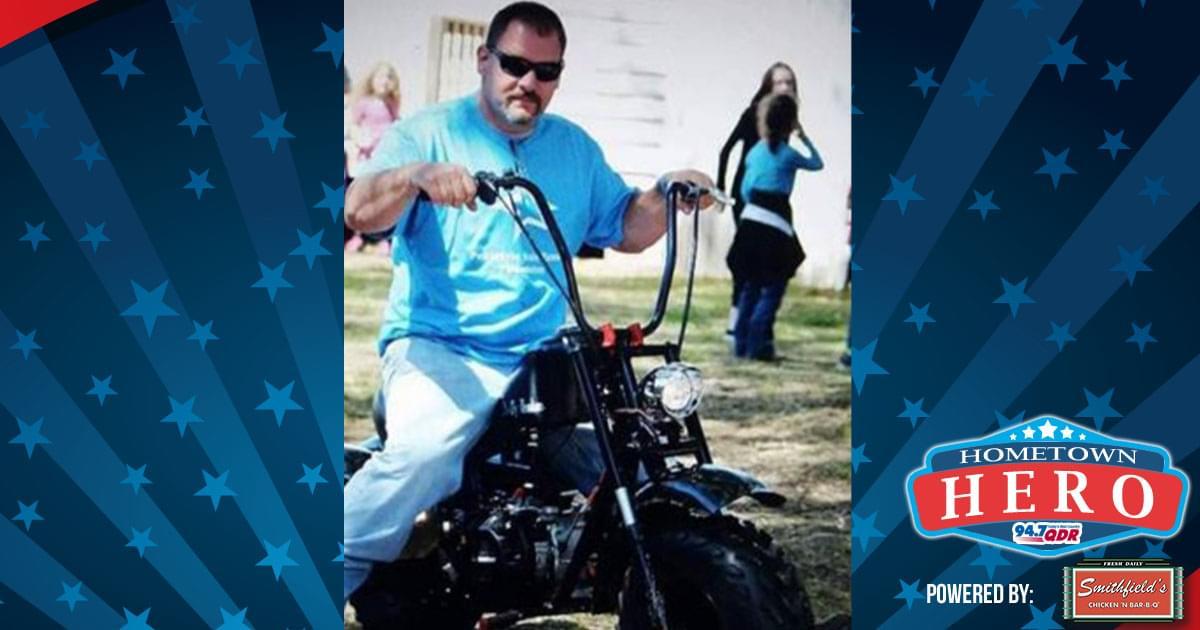 Hometown Hero October 23rd: Jason Staton
