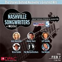 Prize Zone: Nashville Songwriters
