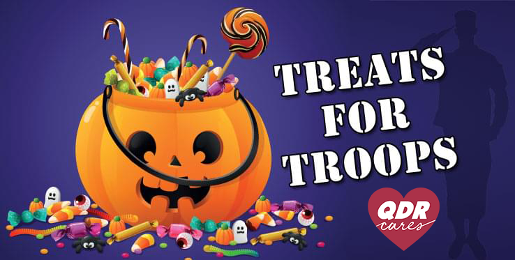 Treats For Troops