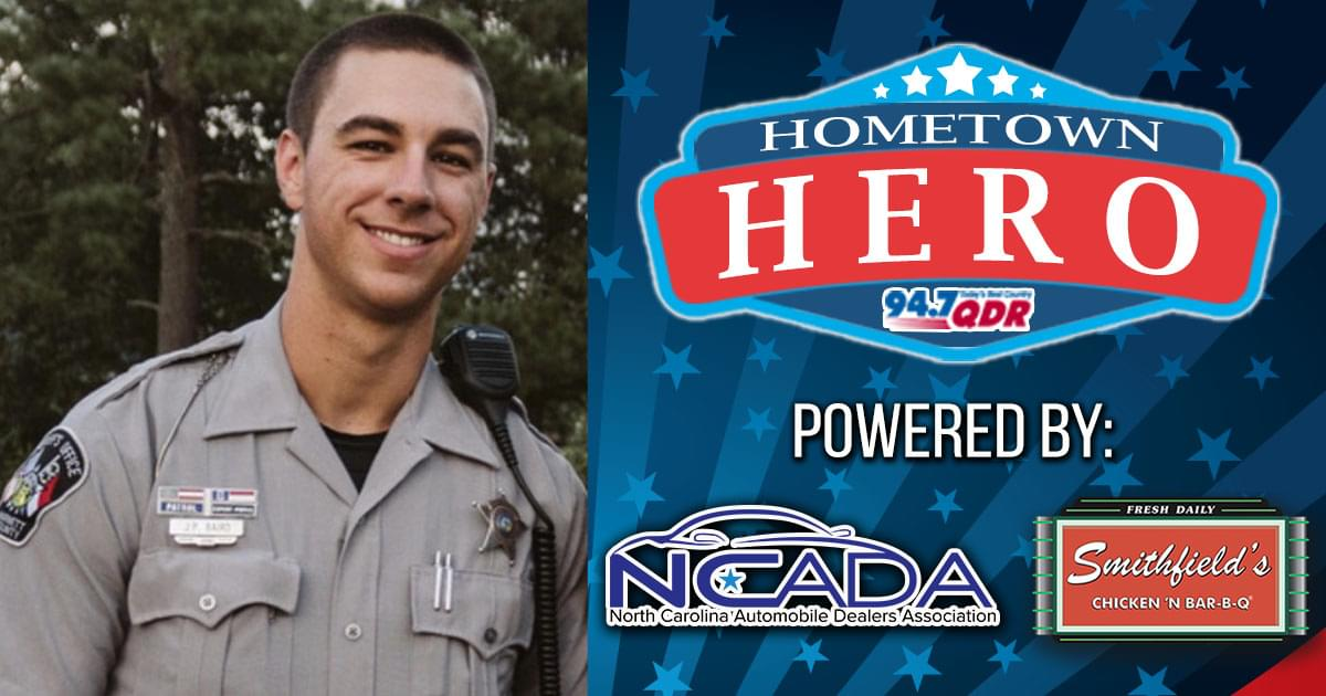 Hometown Hero January 8th: Jacob Baird