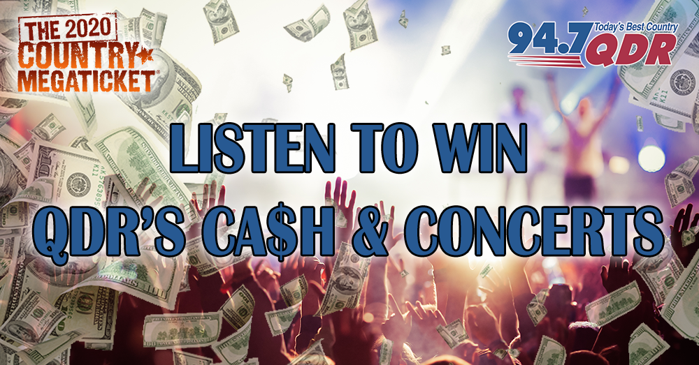QDR Cash and Concerts