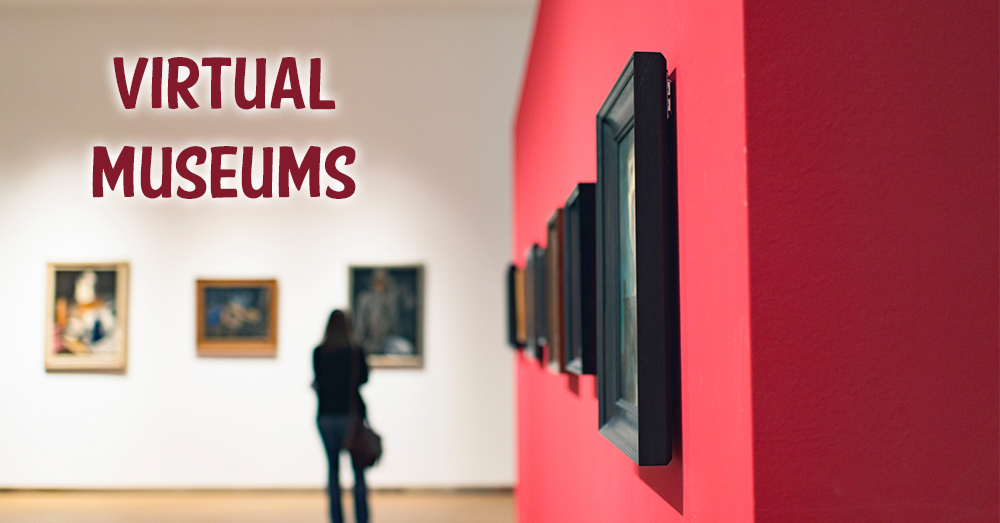 Virtually tour museums from your couch