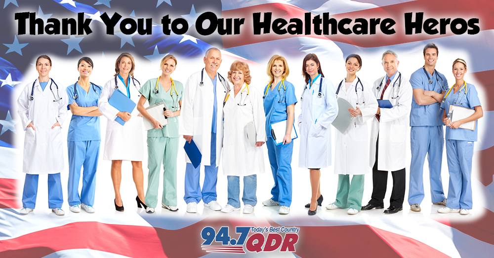 Let's Show Appreciation for Our Healthcare Heros