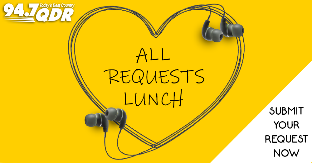 Submit your request now for our All Requests Lunch!