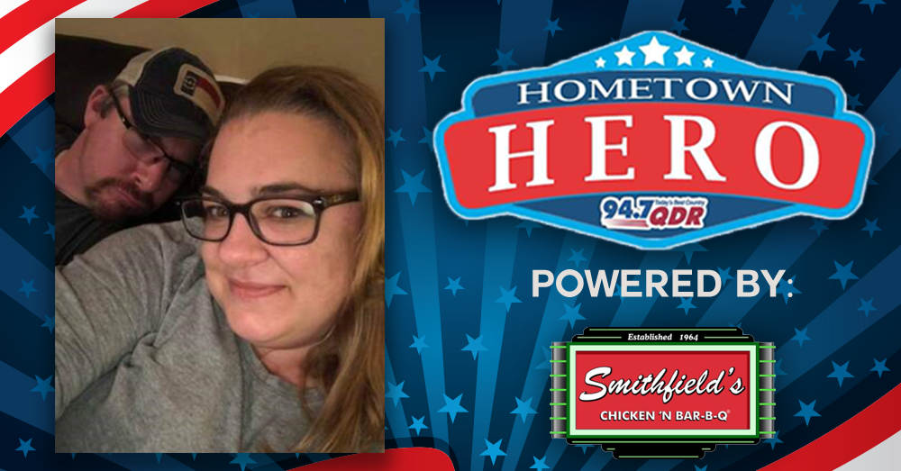 Hometown Hero July 29th: Matt and Summer Masters