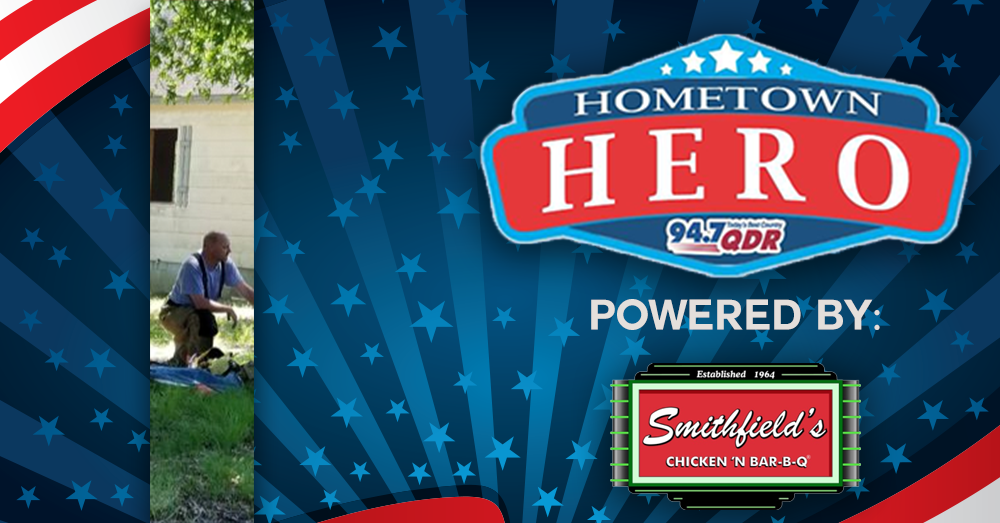 Hometown Hero September 16th: Lee Flythe