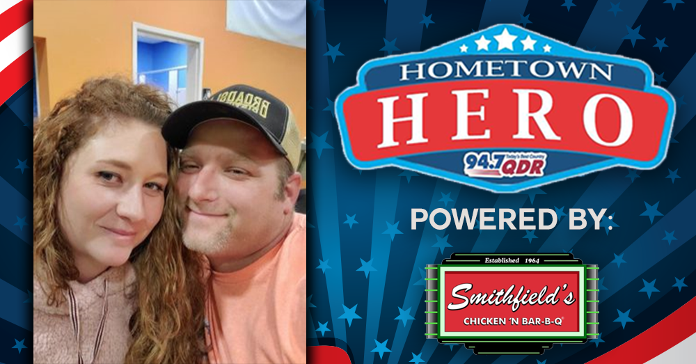 Hometown Hero October 14th: Michael and Tiffany Blackman