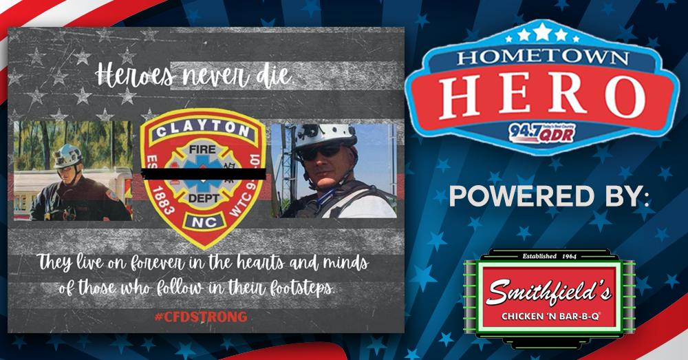 Hometown Hero September 30th: Jason Dean