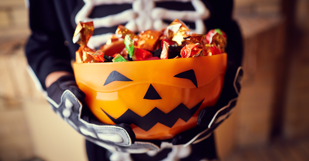 The most popular candies this Halloween!
