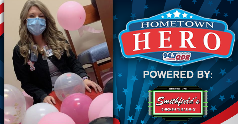 Hometown Hero November 11th: Brittney Langdon