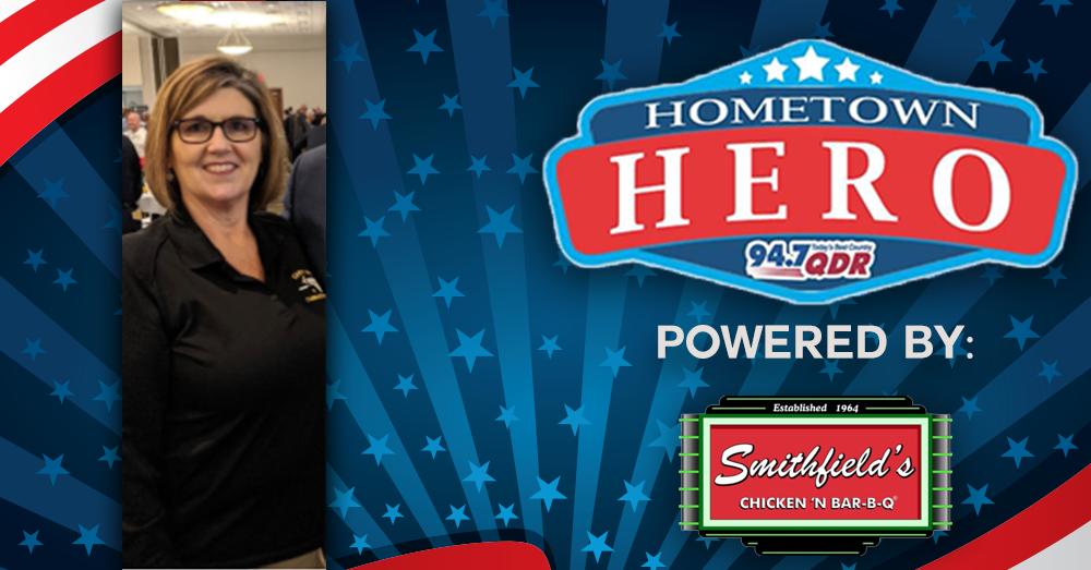 Hometown Hero November 25th: Karen Smith