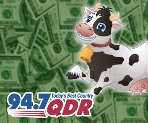 Clarabelle the QDR Cash Cow