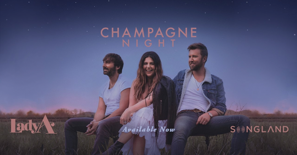 Mike & Janie speak with Charles Kelley of Lady A