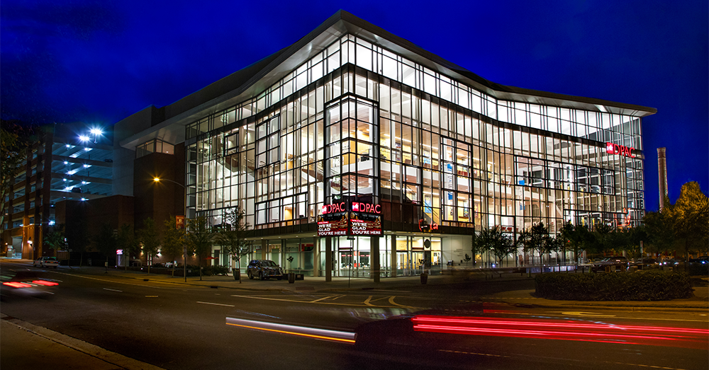 Despite 2020, DPAC ranks among the nation's top theaters