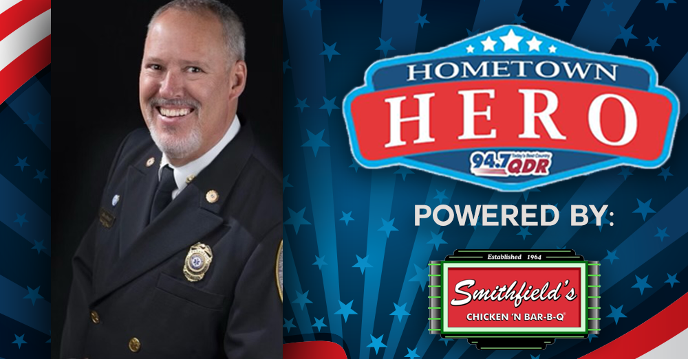 Hometown Hero Jan. 6th: Tom Maynard