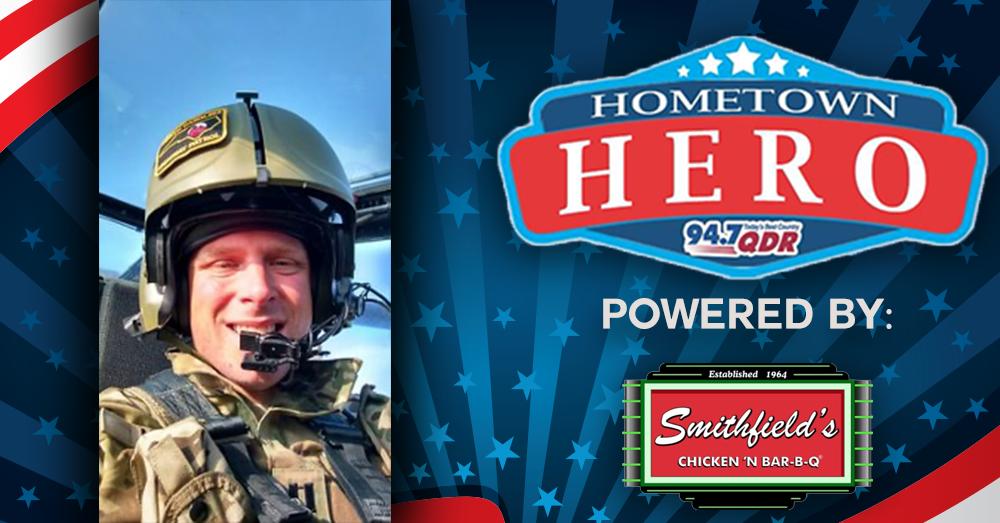 Hometown Hero Feb. 10th Steven Moy