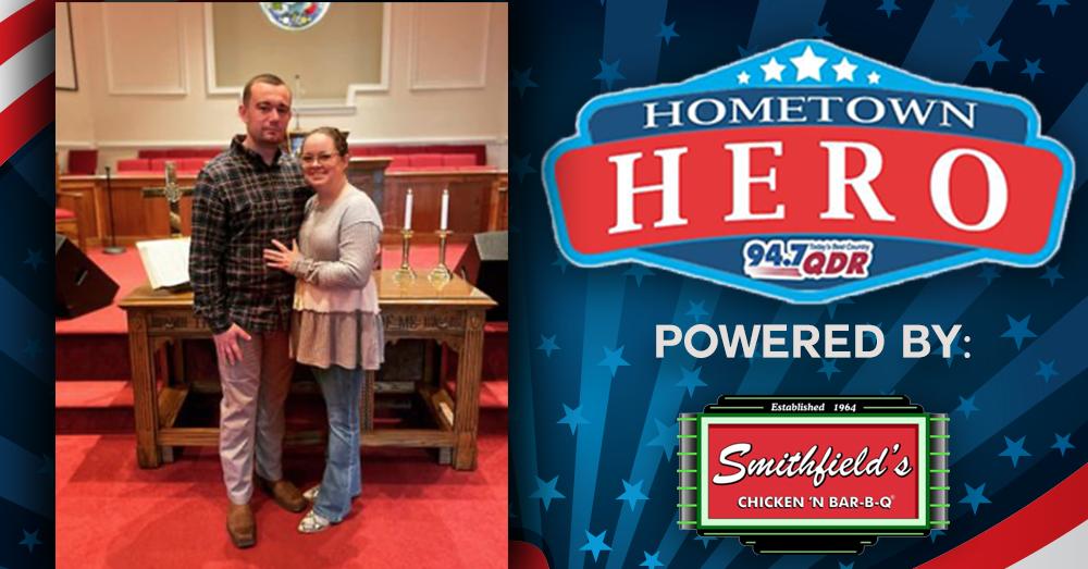 Hometown Hero Feb. 17 Hannah Grant