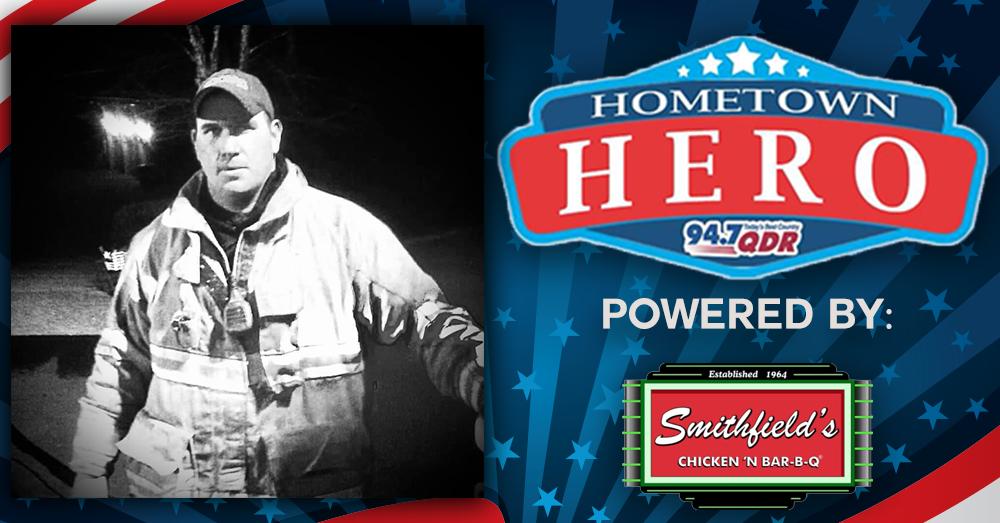 Hometown Hero Feb. 24 Chris Rogers