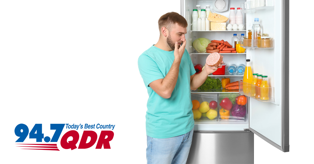 How much expired food do you have in your fridge?