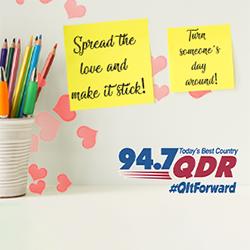 Q It Forward: Spread The Love