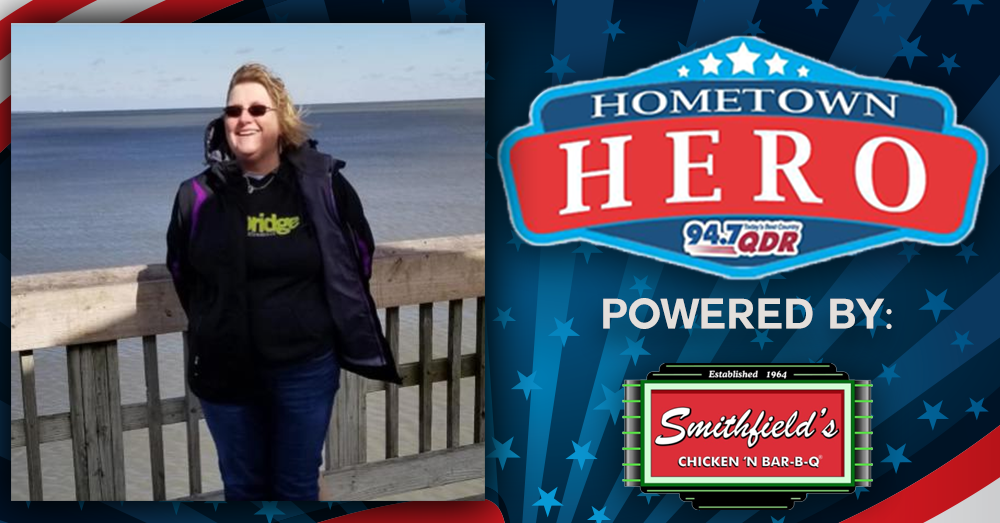 Hometown Hero March 10th: Kathryn Patterson