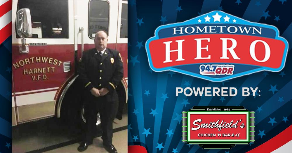 Hometown Hero March 31st: Jeff Medlin