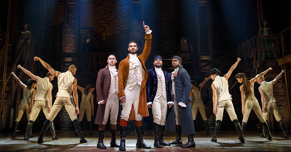 Broadway Returns to the Stage at DPAC!