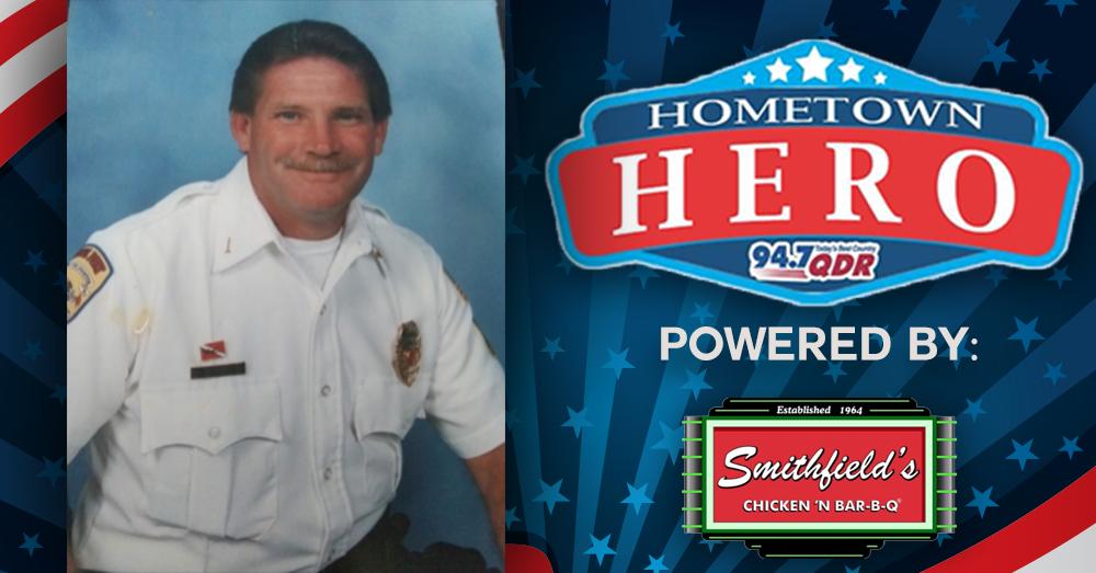 Hometown Hero March 3rd: Rob Cox