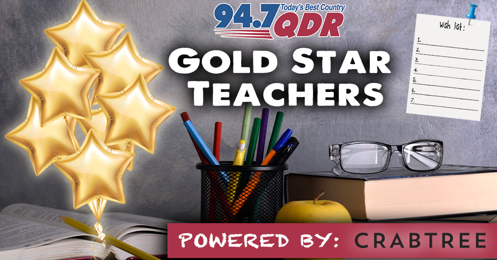 Gold Star Teacher of the Month