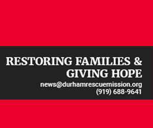 Durham Rescue Mission and Rich in Grace Ministries to Aid in COVID-19 Relief