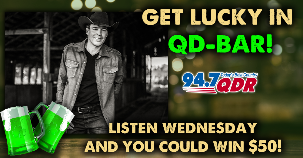 Listen to Win In The QD-BAR!