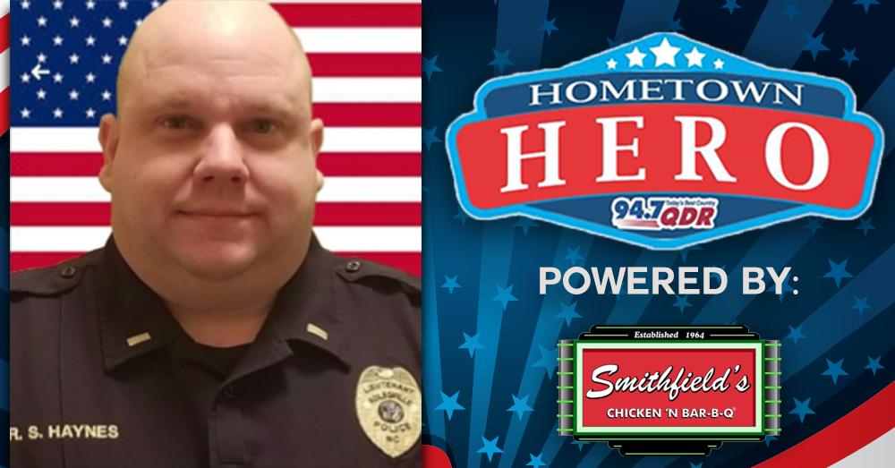 Hometown Hero April 28th: Captain Richard Haynes