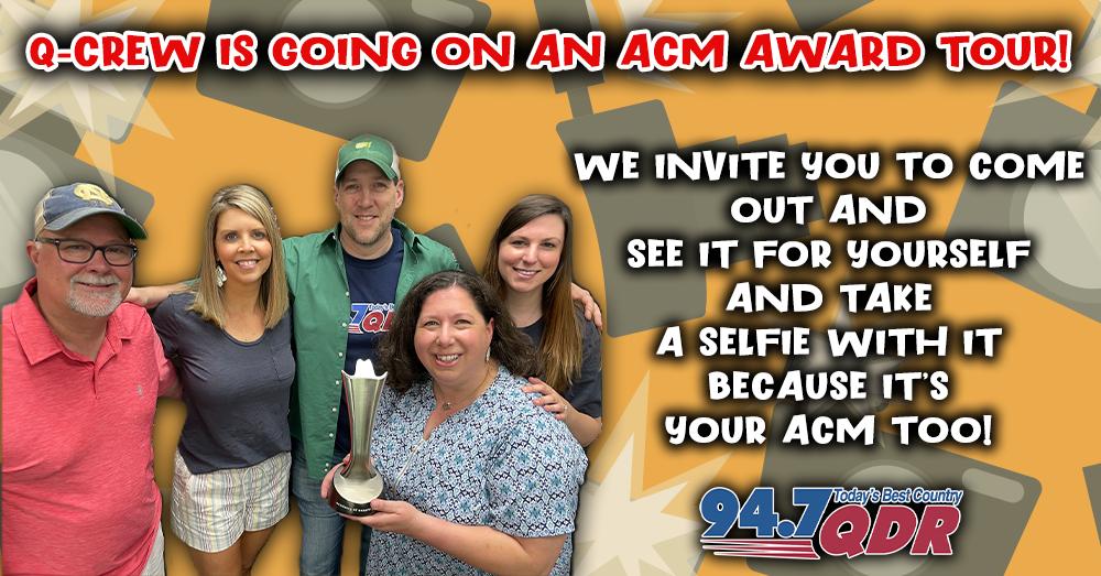 ACM Award Tour