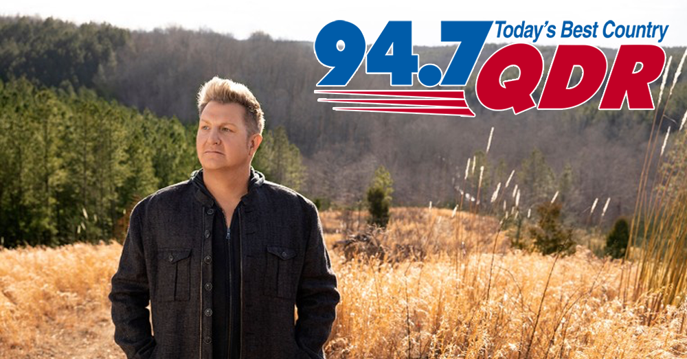 Gary LeVox of Rascal Flatts joined the Q-Morning Crew this morning!