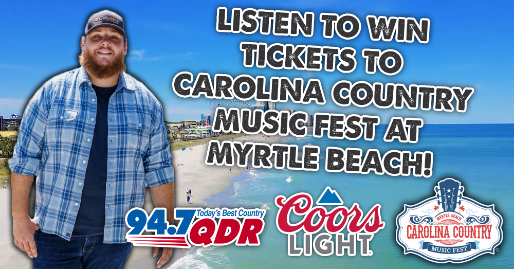 Listen to Win Tickets to Carolina Country Music Fest in Myrtle Beach!