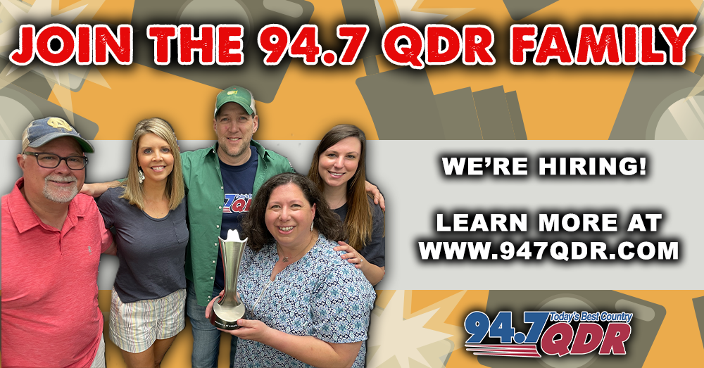 Want To Join The QDR Family?