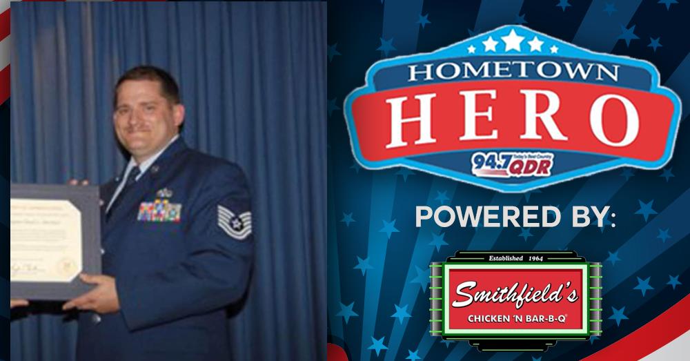 QDR Hometown Hero June 9th: David L. Hutchison