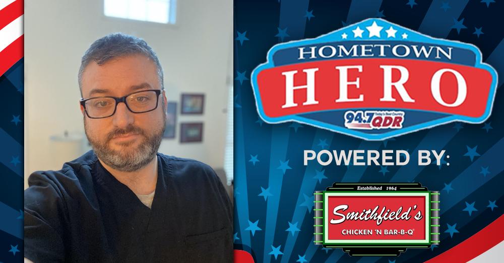 Hometown Hero June 30: Greg Sass