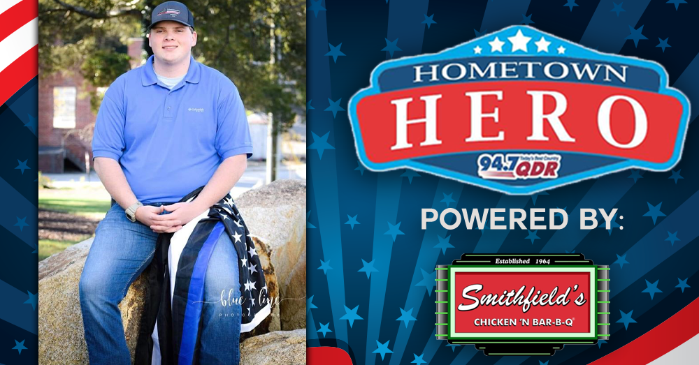 Hometown Hero July 28: Stephen Edmondson
