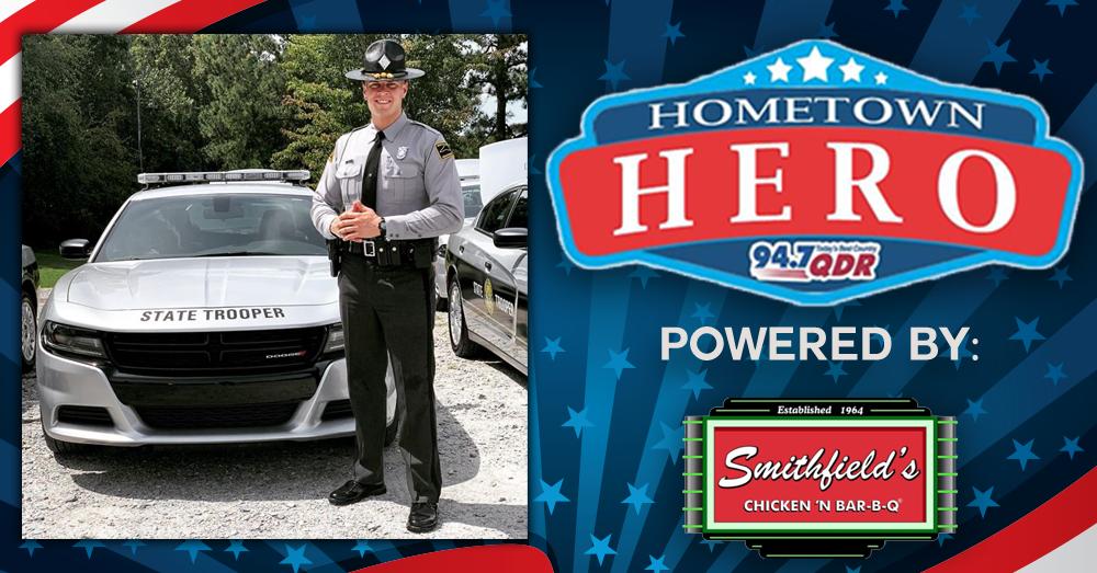 Hometown Hero July 14: Jordan Page