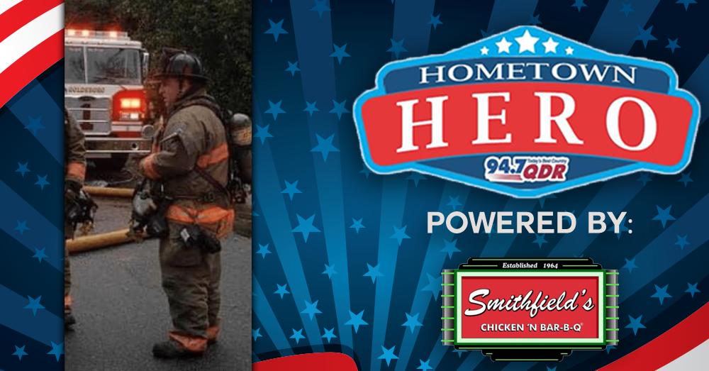 Hometown Hero August 4: Scott Barnes