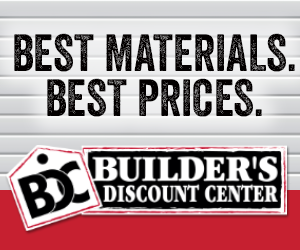 Enter to Win:  Builder's Discount Center $500 Gift Card Contest