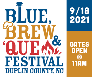 Blue Brew & 'Que Festival in Duplin County