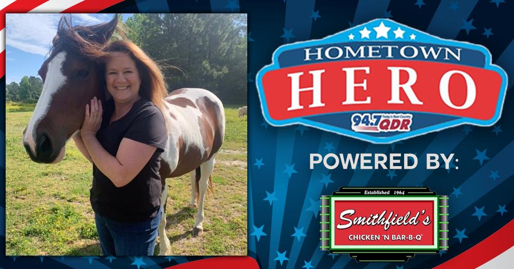 Hometown Hero August 11: Tammy King