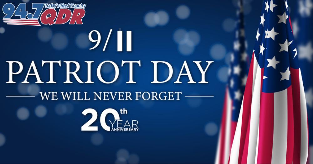 94-7 QDR remembers 9/11